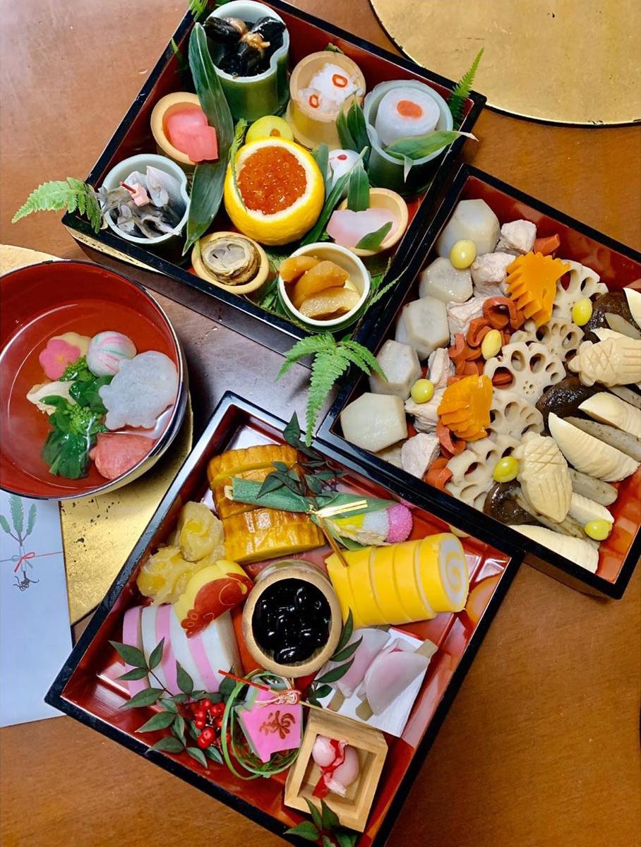 【紅白亀甲餅お雑煮写真コンテスト 入賞】